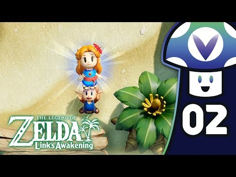 [Vinesauce] Vinny - The Legend of Zelda: Link's Awakening (PART 2)