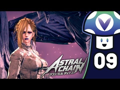 [Vinesauce] Vinny - Astral Chain (PART 9)