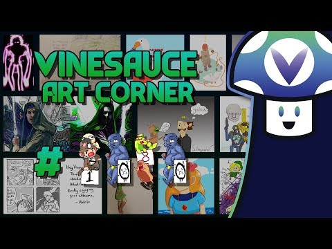 [Vinebooru] Vinny - Vinesauce Art Corner #1080