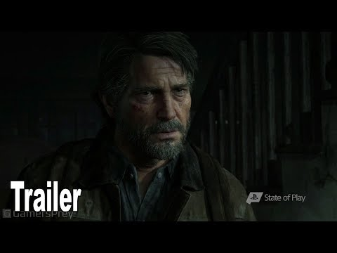 The Last of Us Part 2 - New Trailer [HD 1080P]
