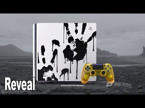 Death Stranding - Limited Edition PS4 Reveal Trailer [HD 1080P]