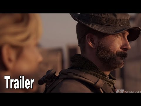 Call of Duty: Modern Warfare (2019) - Campaign Trailer [HD 1080P]