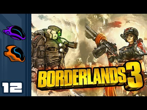 Let's Play Borderlands 3 [Co-Op] - PC Gameplay Part 12 - Barf Royale