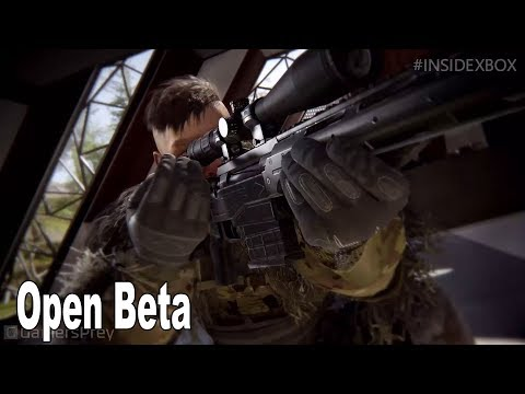 Ghost Recon Breakpoint - Open Beta Trailer [HD 1080P]