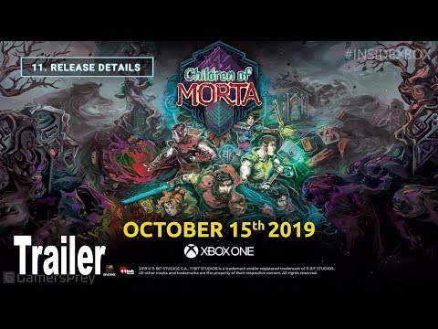 Children of Morta - Xbox One Overview Trailer [HD 1080P]