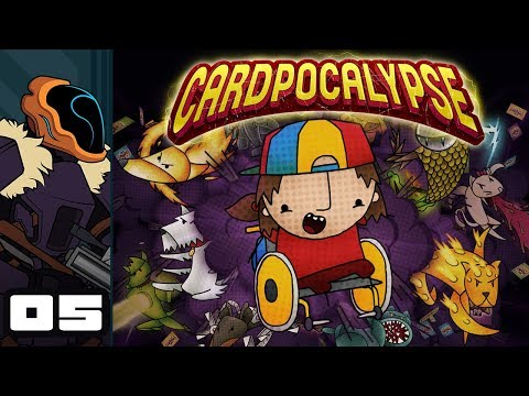 Let's Play Cardpocalypse - PC Gameplay Part 5 - All's Fair In Love And Trading Card Games...
