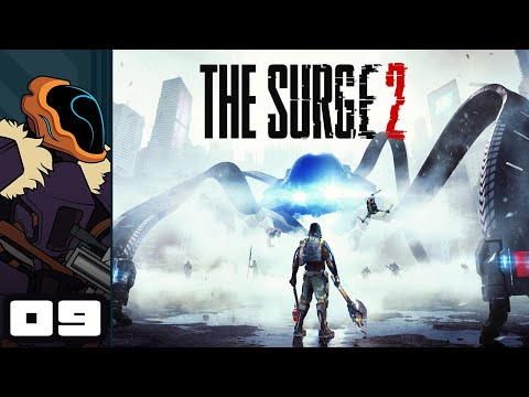 Let's Play The Surge 2 - PC Gameplay Part 9 - Shake Off The Rust