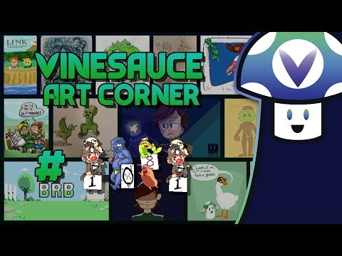 [Vinebooru] Vinny - Vinesauce Art Corner #1081
