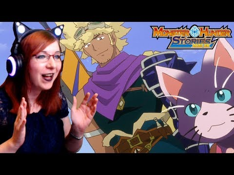 Absolute Power! - Monster Hunter Stories Ride On Episode 3 Reaction Video