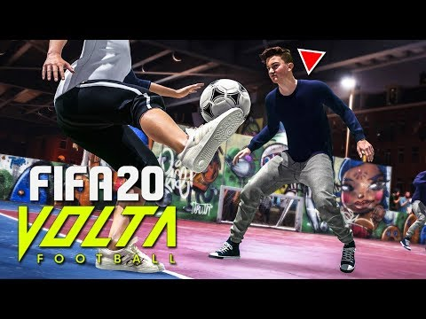 FIFA 20 VOLTA STORY MODE, EPISODE 1!! (FIFA 20 STREET MODE)