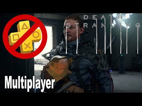 PlayStation Plus Not Required for Death Stranding Multiplayer [HD 1080P]