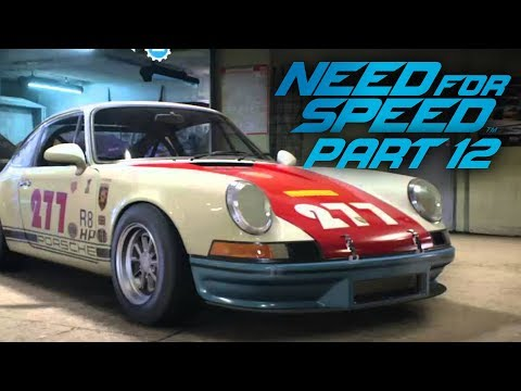 NEED FOR SPEED 2015 Gameplay Part 12 - MAGNUS WALKER