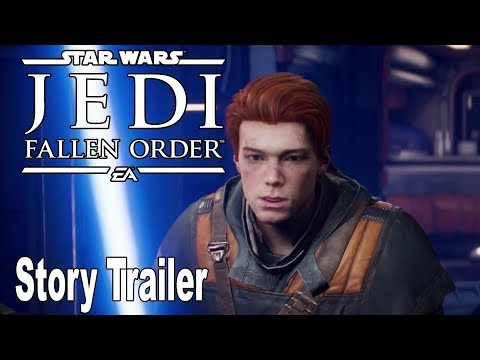 Star Wars Jedi: Fallen Order - Story Trailer [HD 1080P]