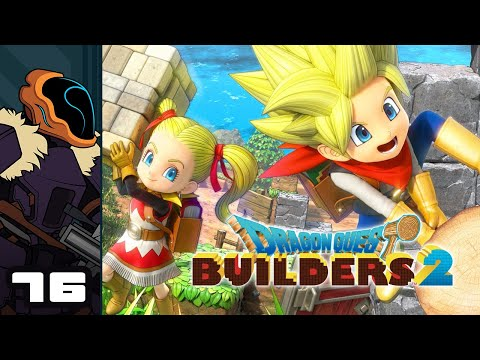 Let's Play Dragon Quest Builders 2 - PS4 Gameplay Part 76 - Shallow