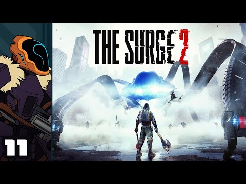 Let's Play The Surge 2 - PC Gameplay Part 11 - Odd Man Out
