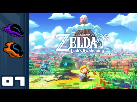 Let's Play The Legend of Zelda: Link's Awakening - Switch Gameplay Part 7 - Divide By Two
