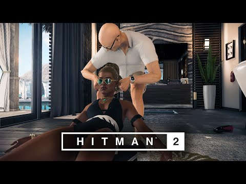 HITMAN™ 2 Master Difficulty - The Piano Man, Haven Island (Silent Assassin Suit Only, Fiber wire)