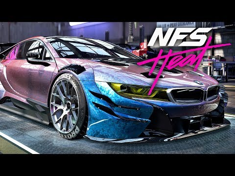 NEED FOR SPEED HEAT - PERFORMANCE CUSTOMIZATION (Huge Changes)