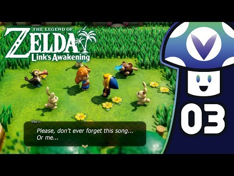 [Vinesauce] Vinny - The Legend of Zelda: Link's Awakening (PART 3)