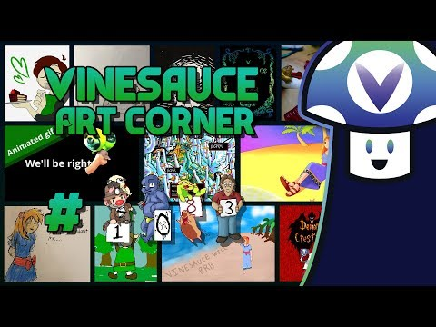 [Vinebooru] Vinny - Vinesauce Art Corner #1083
