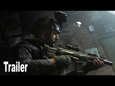 Call of Duty: Modern Warfare (2019) - Captain Price Trailer [HD 1080P]