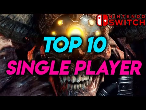 Top 10 NEW Single Player Games of 2019 (Nintendo Switch Games)