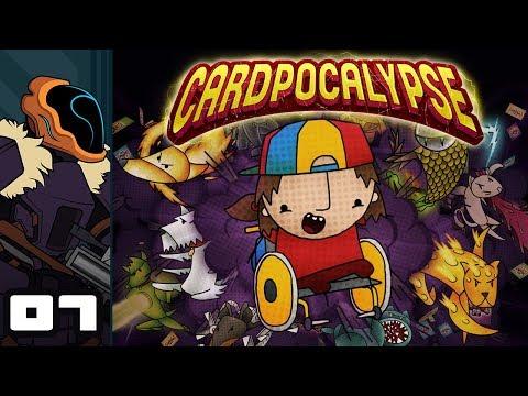 Let's Play Cardpocalypse - PC Gameplay Part 7 - Feelin Queezy