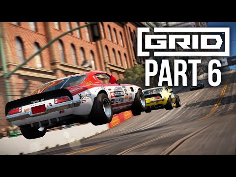 GRID 2019 Career Mode Gameplay Walkthrough Part 6 - STOCK CARS & VERY HARD DIFFICULTY (World Series)