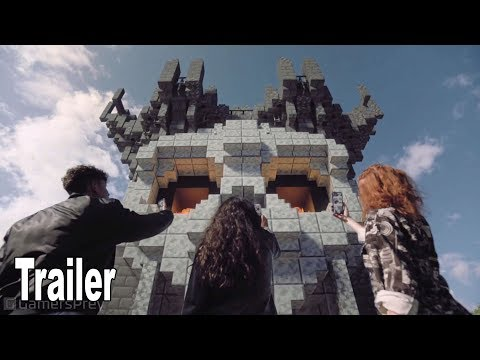 Minecraft Earth - MineCon 2019 Trailer [HD 1080P]