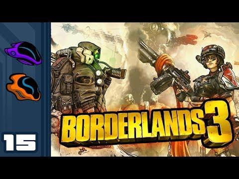 Let's Play Borderlands 3 [Co-Op] - PC Gameplay Part 15 - Worst Nurse