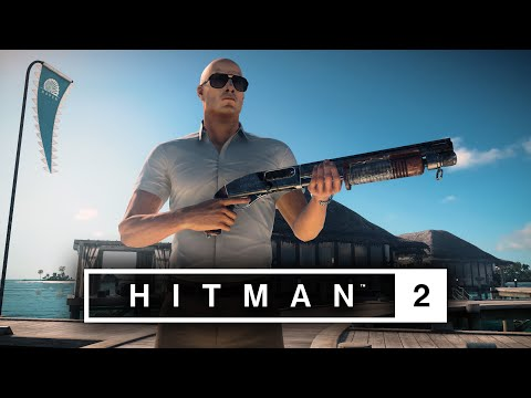 HITMAN™ 2 Master Difficulty - Haven Island, Maldives (Shotgun Only, Silent Assassin Suit Only)