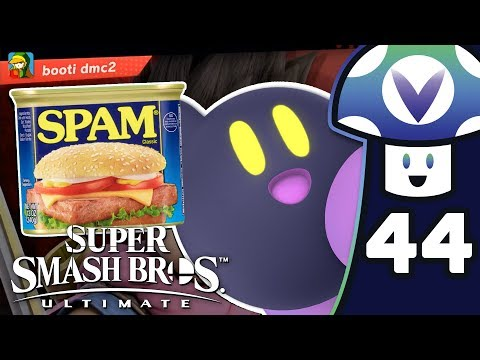 [Vinesauce] Vinny - Super Smash Bros. Ultimate (PART 44)