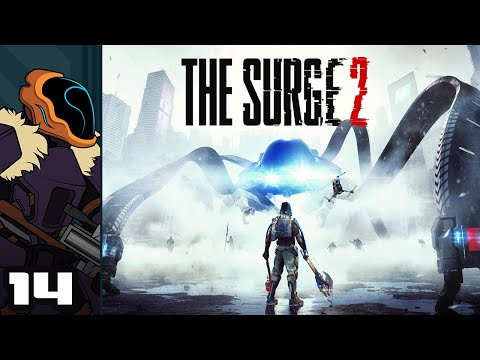 Let's Play The Surge 2 - PC Gameplay Part 14 - Green Thumb