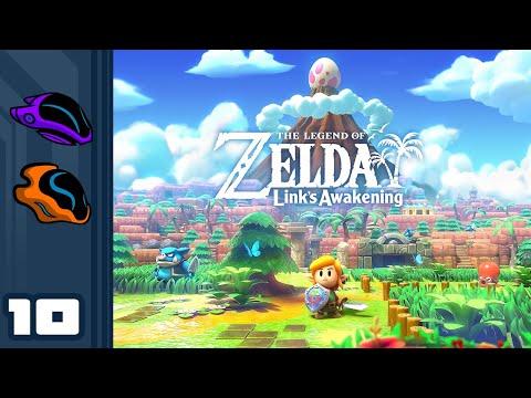Let's Play The Legend of Zelda: Link's Awakening - Switch Gameplay Part 10 - Home Run!
