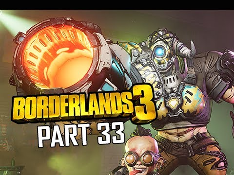 BORDERLANDS 3 Walkthrough Gameplay Part 33 Going  Rogue (Let's Play Commentary)