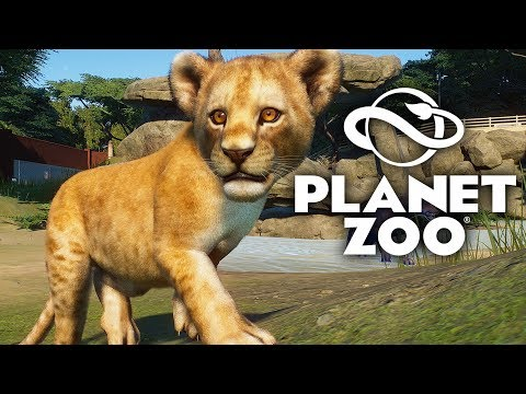 MY FIRST ZOO - Planet Zoo Part 1 (Franchise Mode)