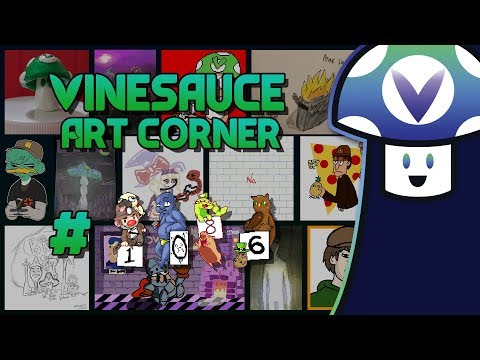 [Vinebooru] Vinny - Vinesauce Art Corner #1086