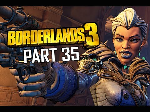 BOSS AURELIA - BORDERLANDS 3 Walkthrough Gameplay Part 35  (Let's Play Commentary)