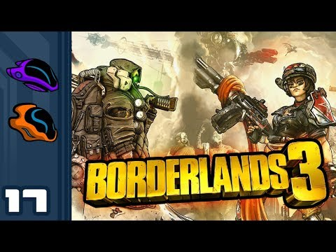 Let's Play Borderlands 3 [Co-Op] - PC Gameplay Part 17 - Overencumbered