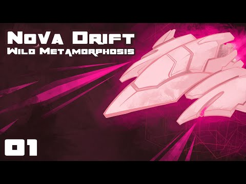 Let's Play Nova Drift: Wild Metamorphosis - PC Gameplay Part 1 - Wild Mods Are Here!