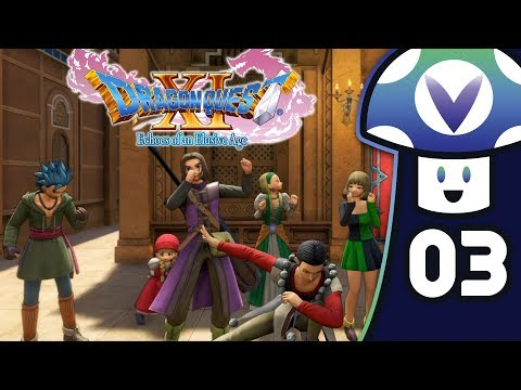 [Vinesauce] Vinny - Dragon Quest XI (PART 3)