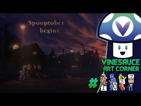 [Vinebooru] Vinny - Vinesauce Art Corner #1087