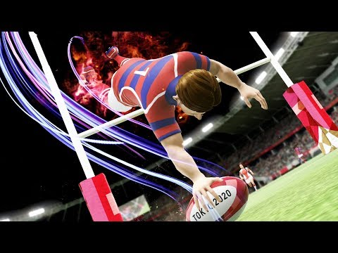 TOKYO 2020 Olympics Video Game - RUGBY SEVENS