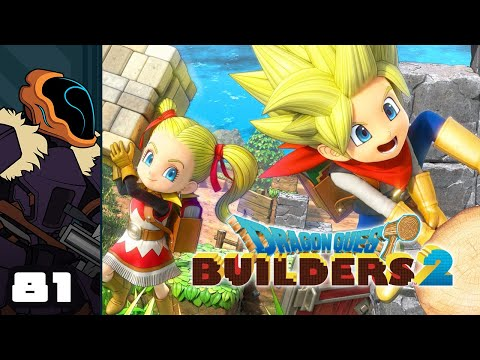Let's Play Dragon Quest Builders 2 - PS4 Gameplay Part 81 - Judas