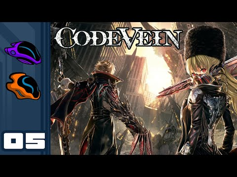 Let's Play Code Vein [Co-Op] - PC Gameplay Part 5 - Mad As A Hatter
