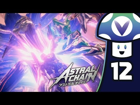 [Vinesauce] Vinny - Astral Chain (PART 12)