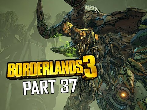 VALUT BOSS GRAVEWARD - BORDERLANDS 3 Walkthrough Gameplay Part 36  (Let's Play Commentary)