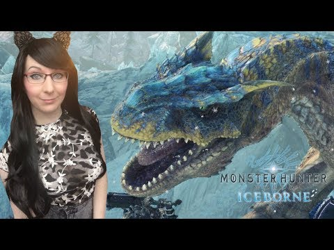 Do You Need A Dentist? - Nargacuga Hunt - Monster Hunter World Iceborne Gameplay
