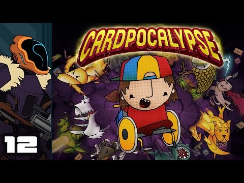 Let's Play Cardpocalypse - PC Gameplay Part 12 - Hack The Planet
