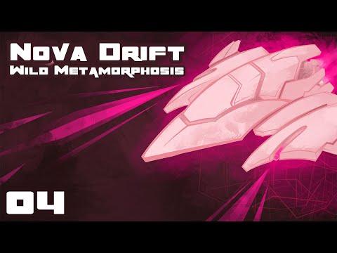 Let's Play Nova Drift: Wild Metamorphosis - PC Gameplay Part 4 - Spurts